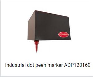 INDUSTRIAL DOT PEEN MARKER ADP 120160
