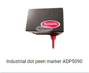 Masina de marcare prin micropercutie ADP5090