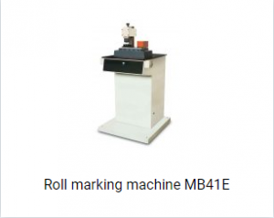 Roll marking machine MB41E
