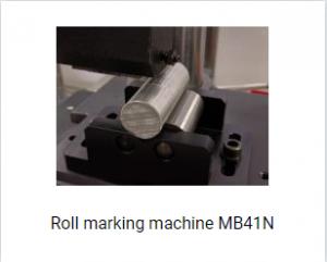 Roll marking machine MB41N