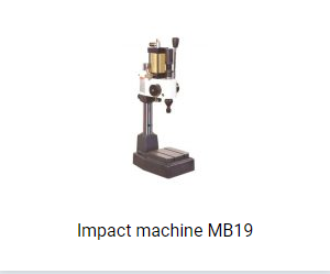 impact machine MB19