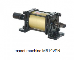 impact machine MB19 VPN