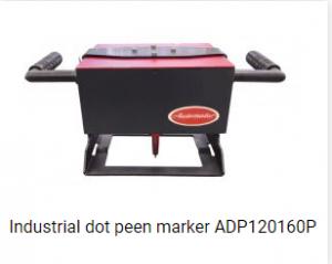 Industrial dot peen marker ADP120160P