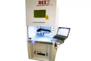Sistem de marcare cu laser REXII - Clasa 1